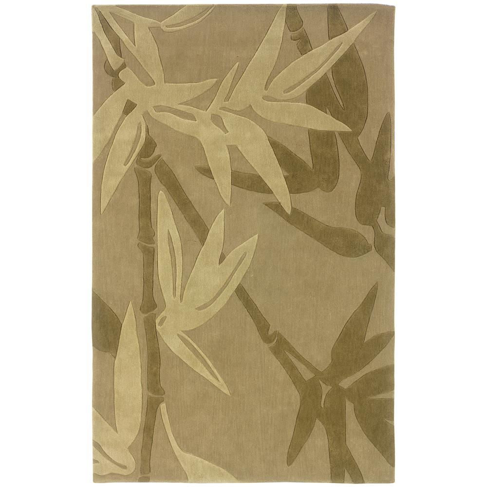 Oriental Weavers 84122 Utopia Tan 3. 6 X  5. 6 Area Rug