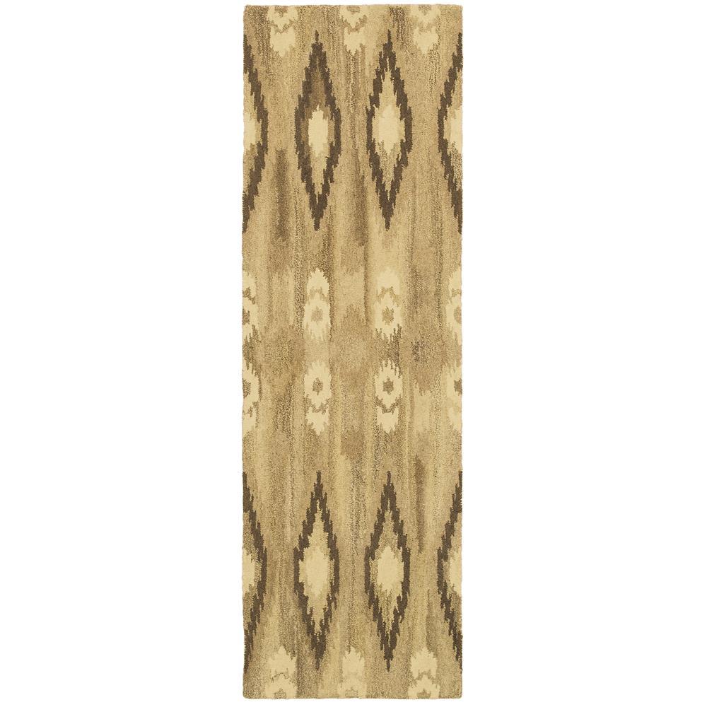 Oriental Weavers 68001 Anastasia Sand 2. 6 X  8. 0 Area Rug