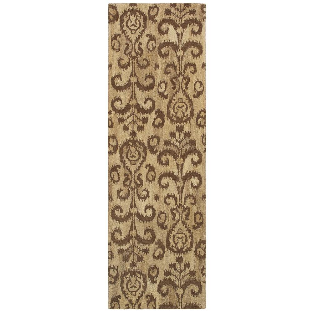 Oriental Weavers 68002 Anastasia Sand 2. 6 X  8. 0 Area Rug