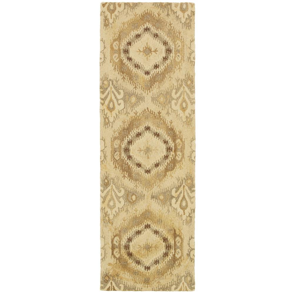 Oriental Weavers 68003 Anastasia Sand 2. 6 X  8. 0 Area Rug