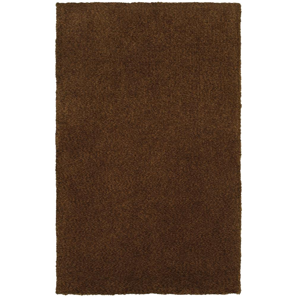 Oriental Weavers 73404 Heavenly Brown 3. 0 X  5. 0 Area Rug