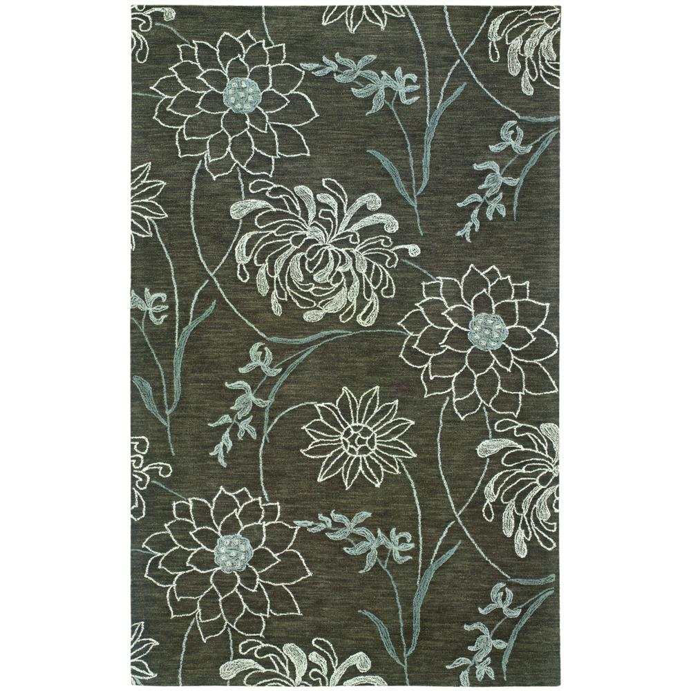 Oriental Weavers Sphinx Lotus 85401 2.6 X 8. Area Rug