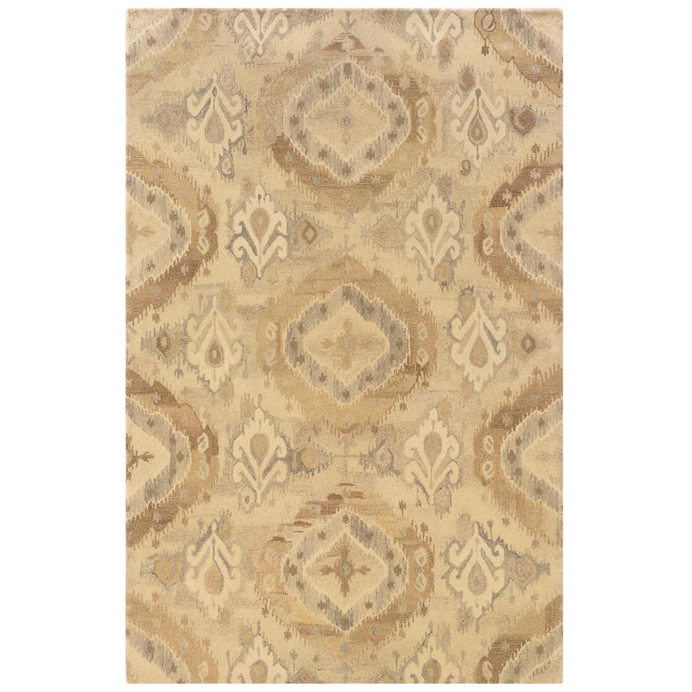 Oriental Weavers Sphinx 68003-2'6X8' Anastasia Beige/ Ivory Area Rug