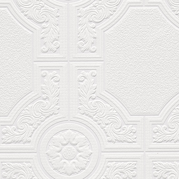 Norwall AI48929 Architectural Inspirations Paintable Wallpaper