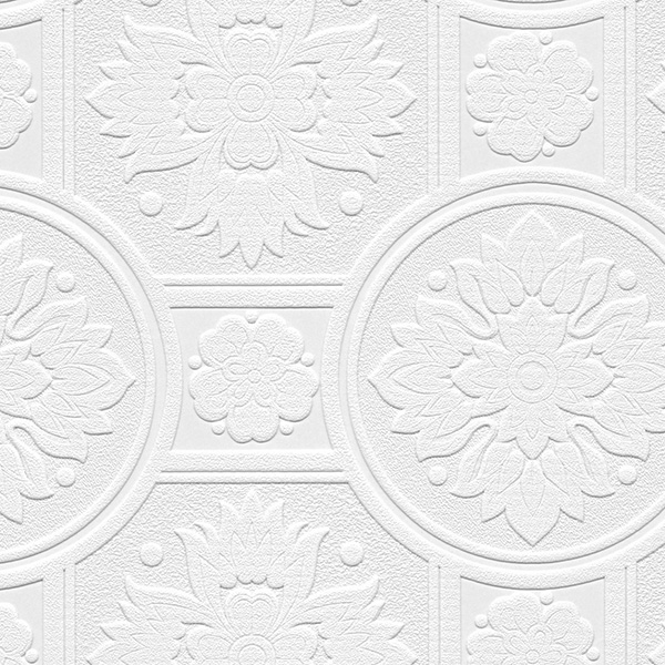 Norwall AI48930 Architectural Inspirations Paintable Wallpaper