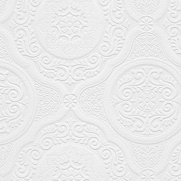 Norwall AI48932 Architectural Inspirations Paintable Wallpaper