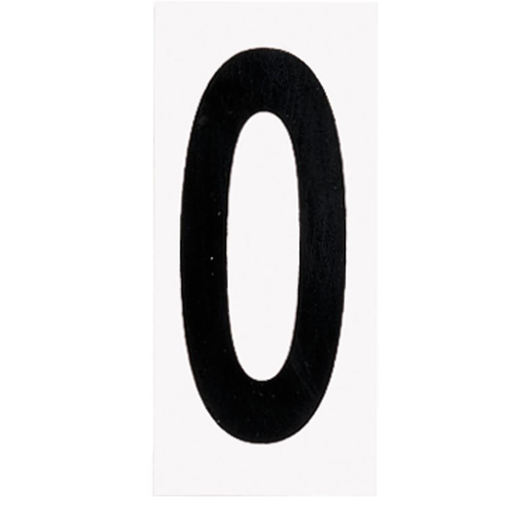 Progress Lighting P5970-000 Address Numbers in White