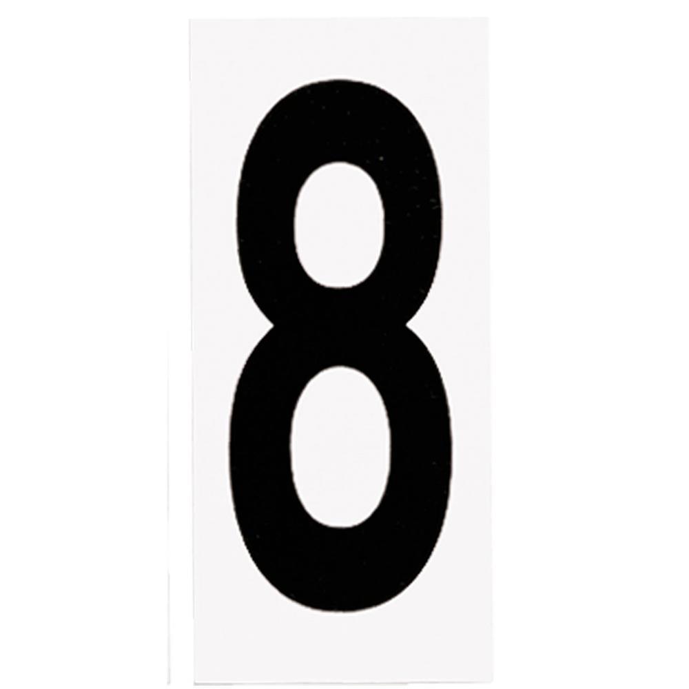 Progress Lighting P5970-008 Address Numbers in White