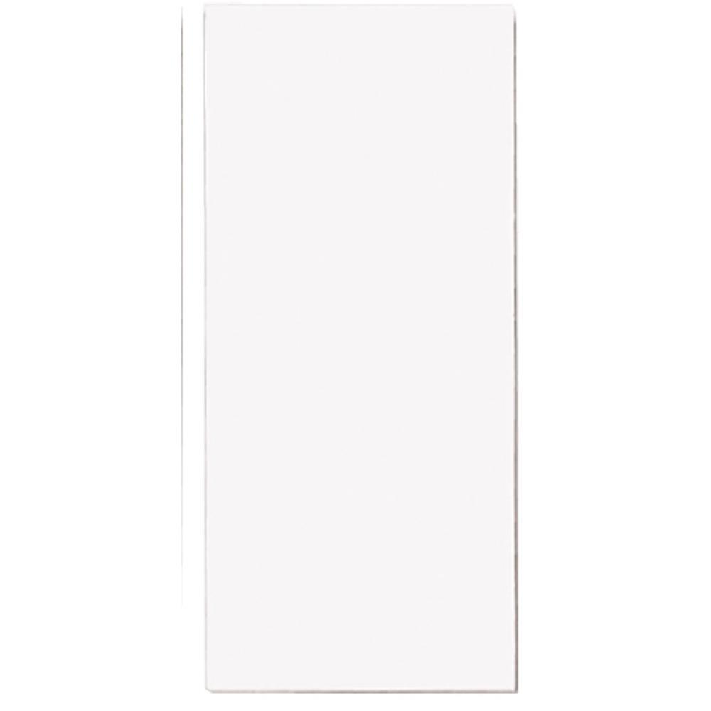 Progress Lighting P5970-FBK Address Letters in White