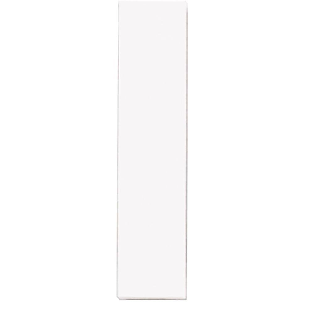 Progress Lighting P5970-HBK Address Letters in White