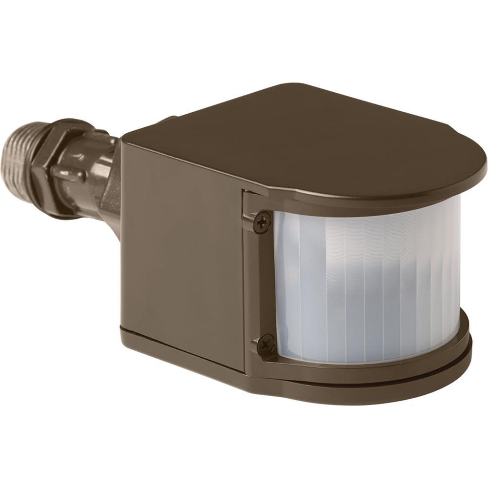 Progress Lighting P6345-20 Floodlights 180º motion sensor