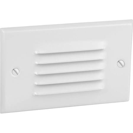 Progress Lighting P6827-3030K LED Step Lights LED louvered horizontal step/wall light
