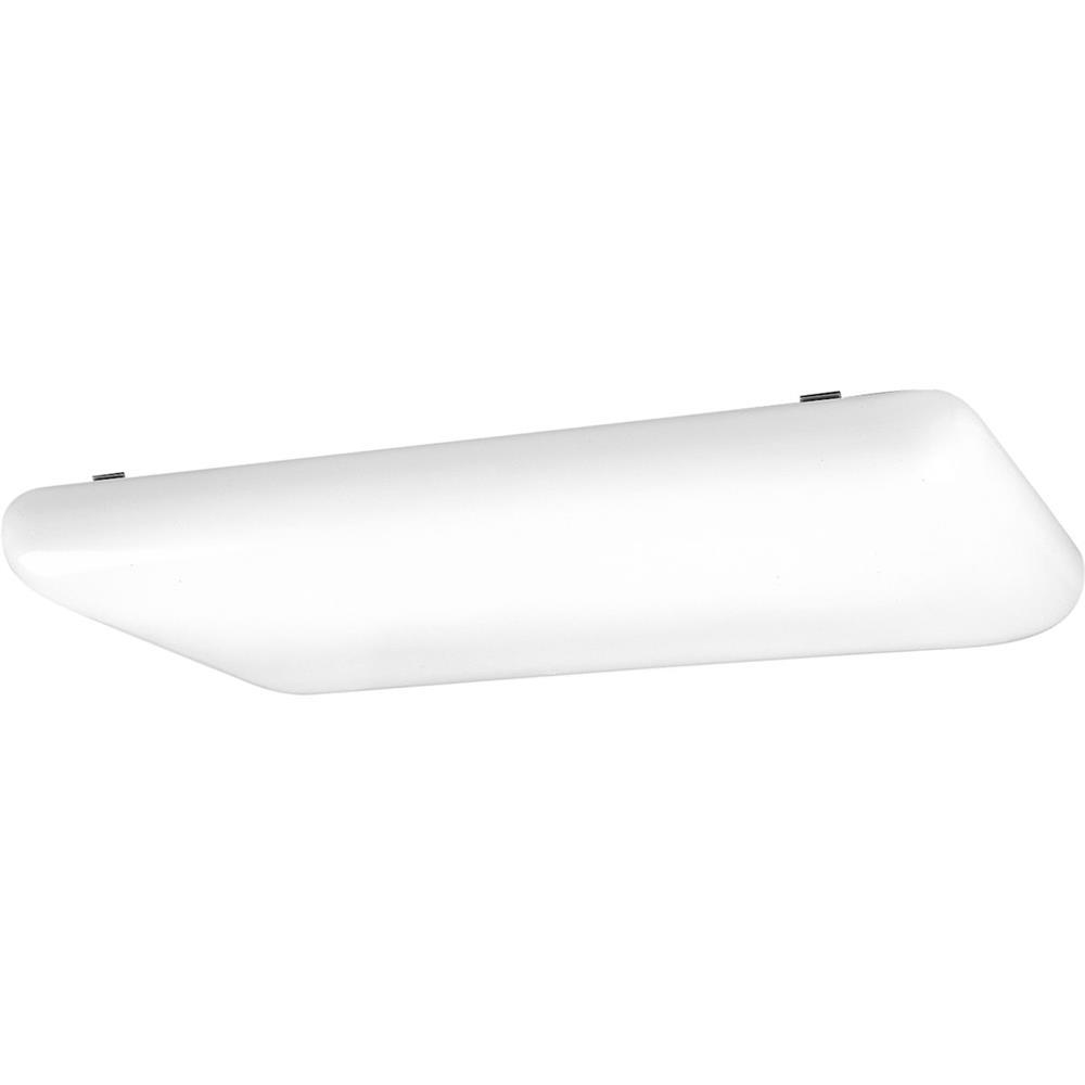 Progress Lighting P7278-60EB Modular Fluorescent 4-Lt. Modular Fluorescent in White