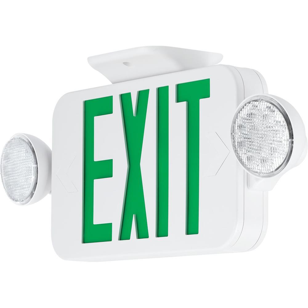 Progress Lighting PECUE-UG-30 Exit Signs