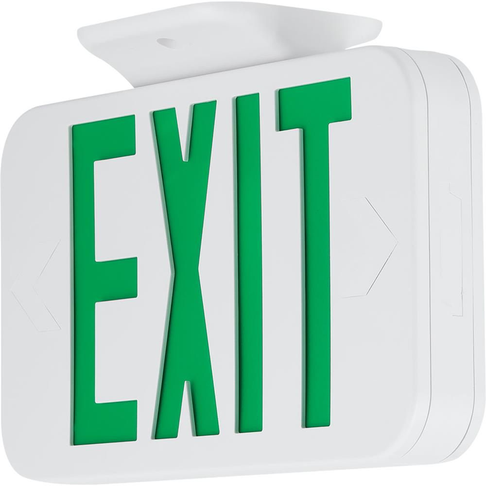 Progress Lighting PETPE-UG-30 Exit Signs