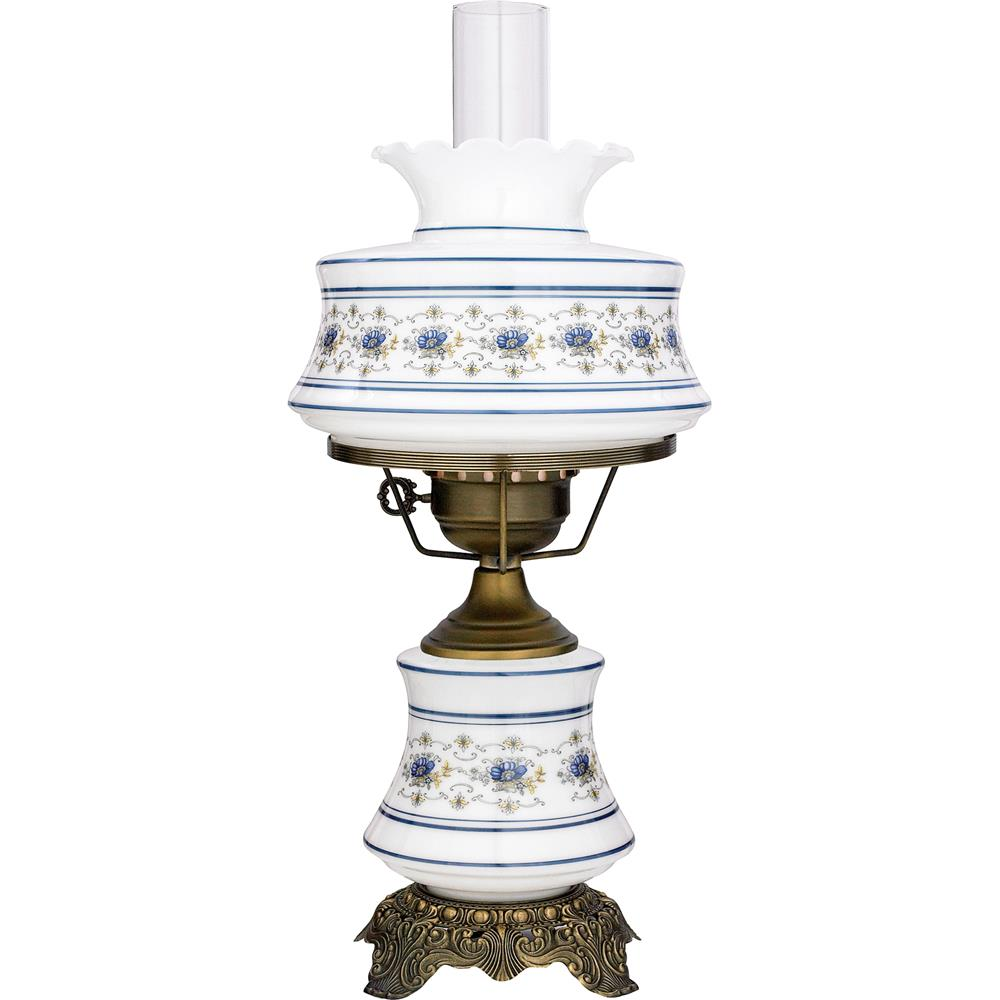 Quoizel Lighting AB701A Abigail Adams Lamp in Antique Brass