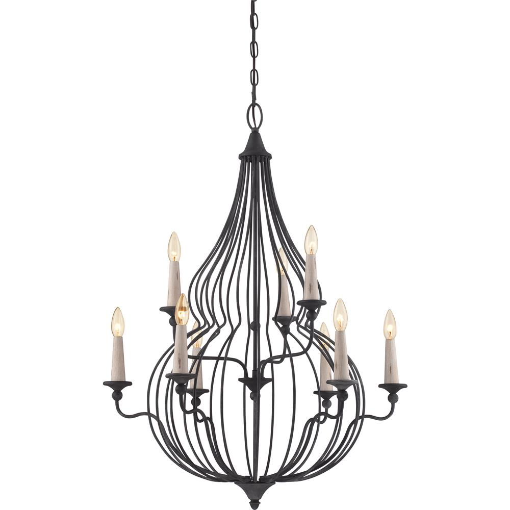 Quoizel Foyer Chandelier : Cyn mb quoizel lighting canyon light