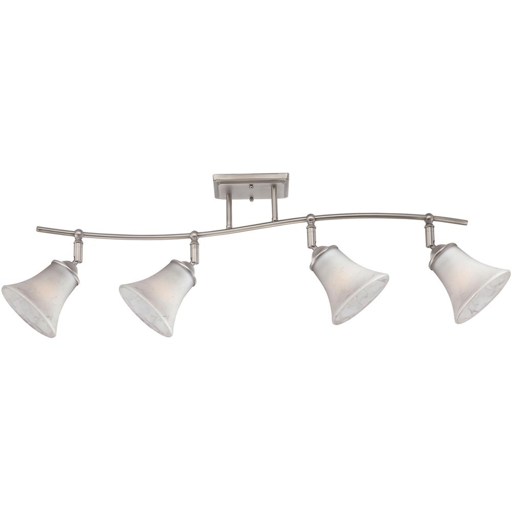 Quoizel Lighting DH1404AN Duchess Ceiling Track Light in Antique Nickel