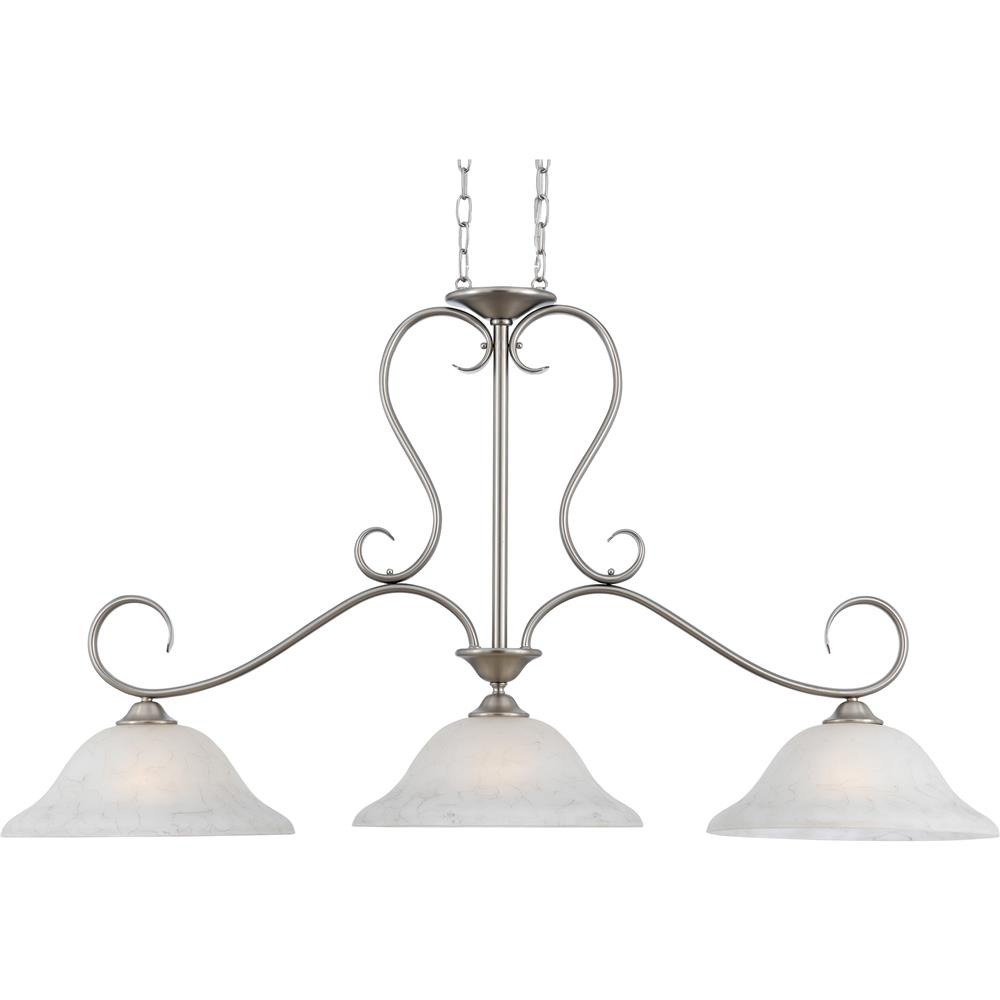 Quoizel Lighting DH348AN Duchess Island Light in Antique Nickel