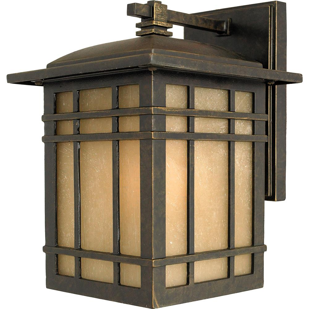 Quoizel Lighting HC8407IB Hillcrest Outdoor Fixture in Imperial Bronze