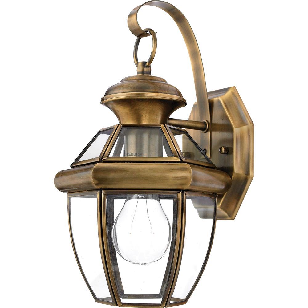 Quoizel Outdoor Lighting Newbury: Quoizel Lighting NY8315A Newbury Outdoor Fixture