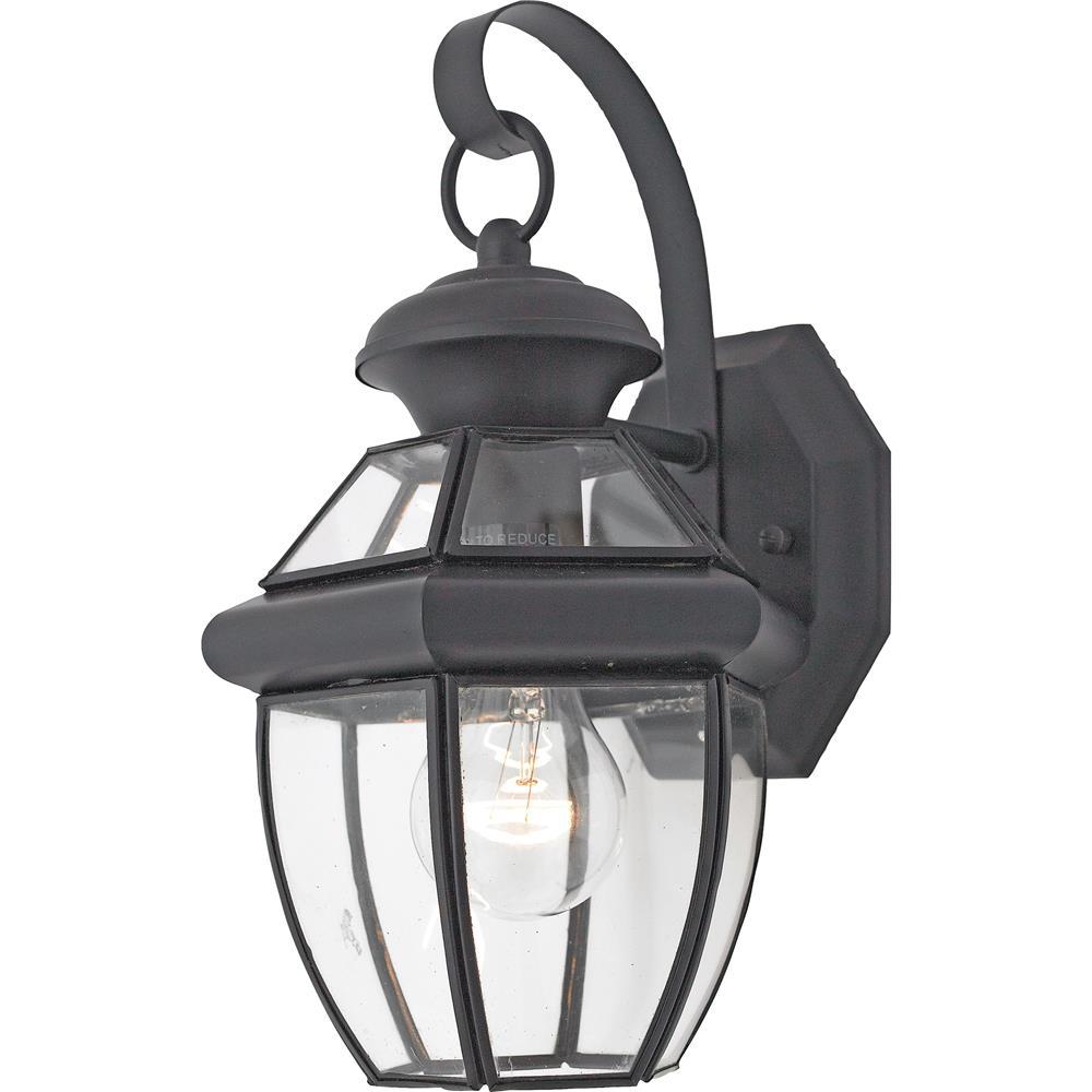 Quoizel Lighting NY8315K Newbury Outdoor Fixture in Mystic Black