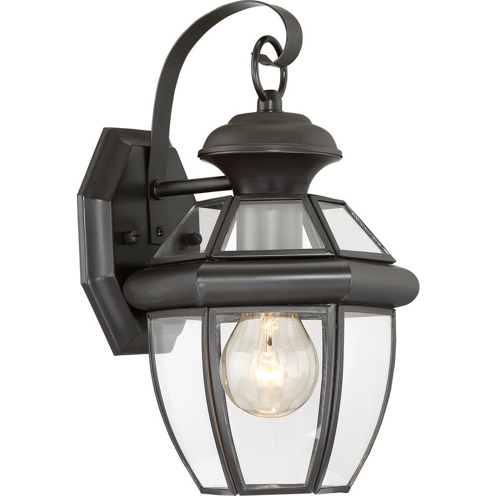 Quoizel Lighting NY8315Z Newbury Outdoor Fixture in Medici Bronze