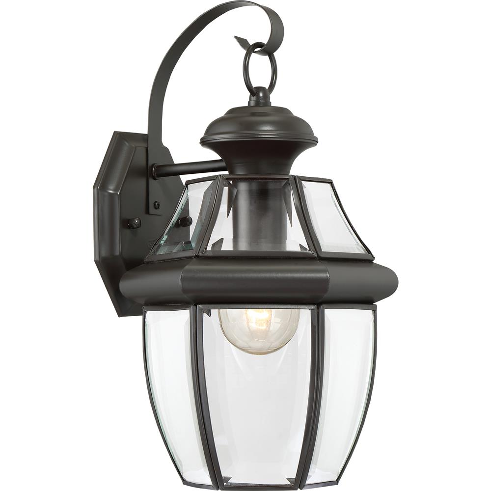 Quoizel Lighting NY8316Z Newbury Outdoor Fixture in Medici Bronze