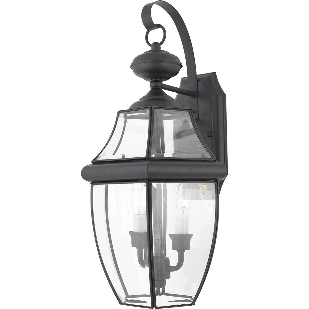 Quoizel Lighting NY8317K Newbury Outdoor Fixture in Mystic Black