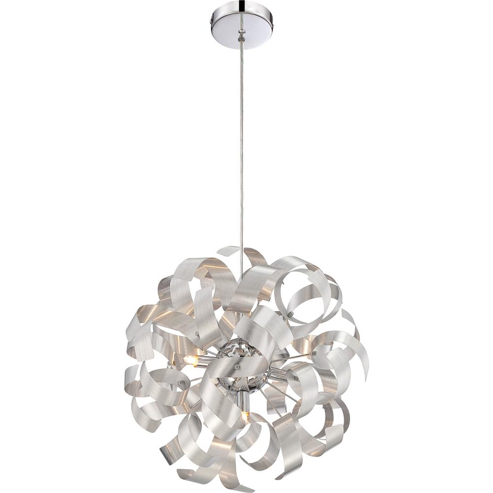 Quoizel Lighting RBN2817MN Ribbons Pendant in Millenia