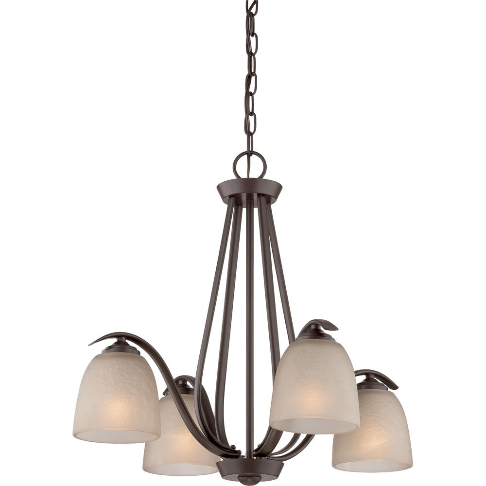 Quoizel Lighting RL5104WT Radcliff Chandelier