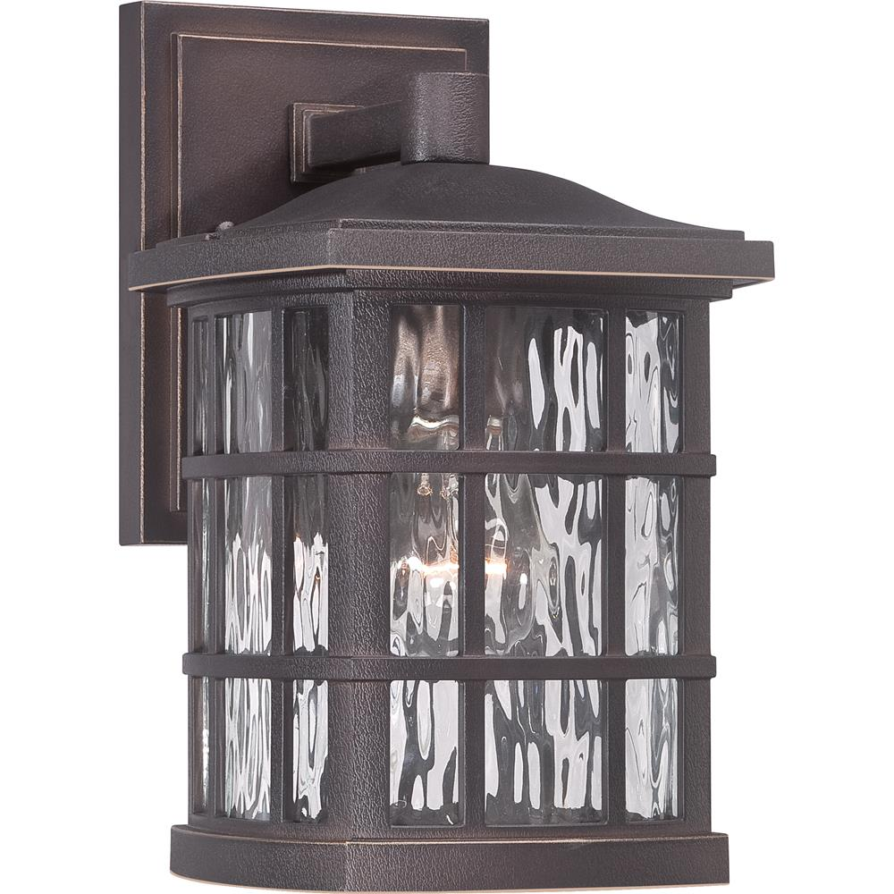 Quoizel Lighting SNN8406PN Stonington Outdoor Fixture in Palladian Bronze