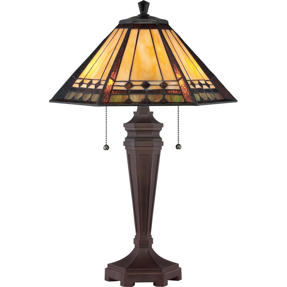 Quoizel Lighting TF1135T Arden Lamp