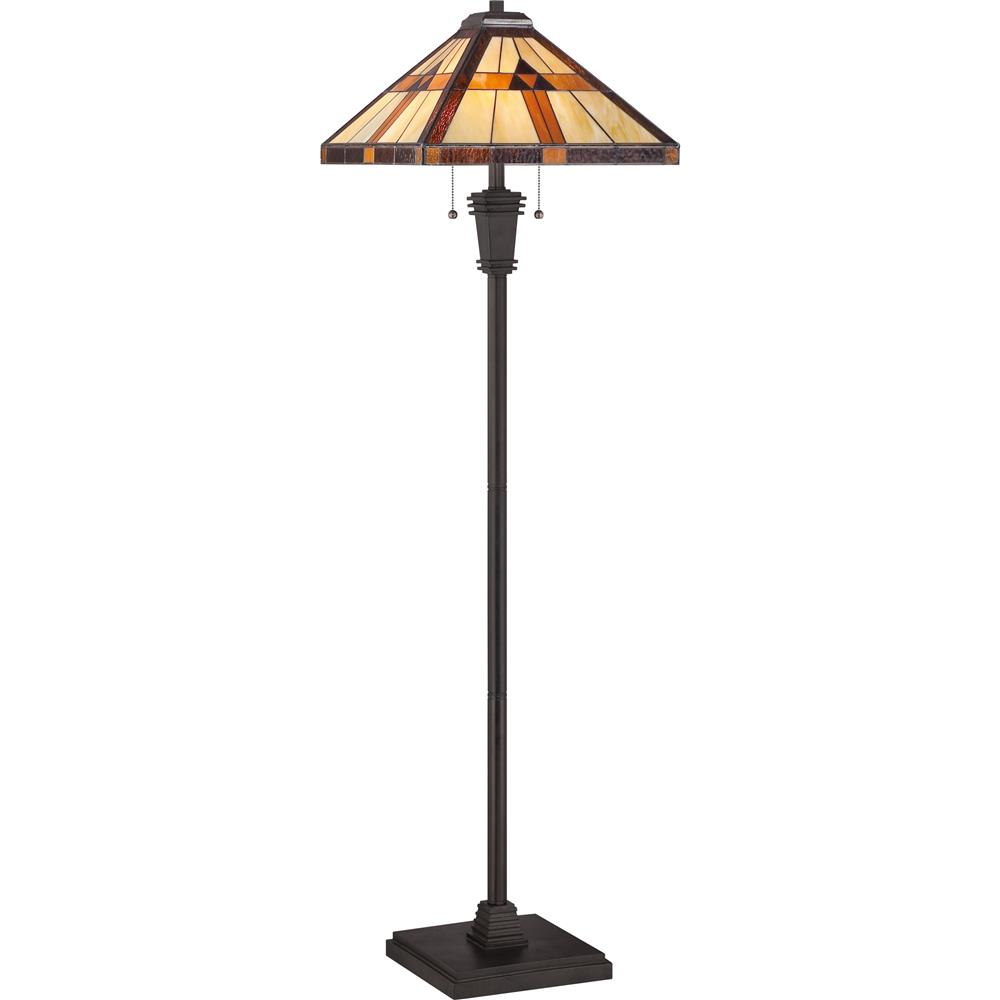 Quoizel Lighting TF1427F Bryant Tiffany Floor Lamp