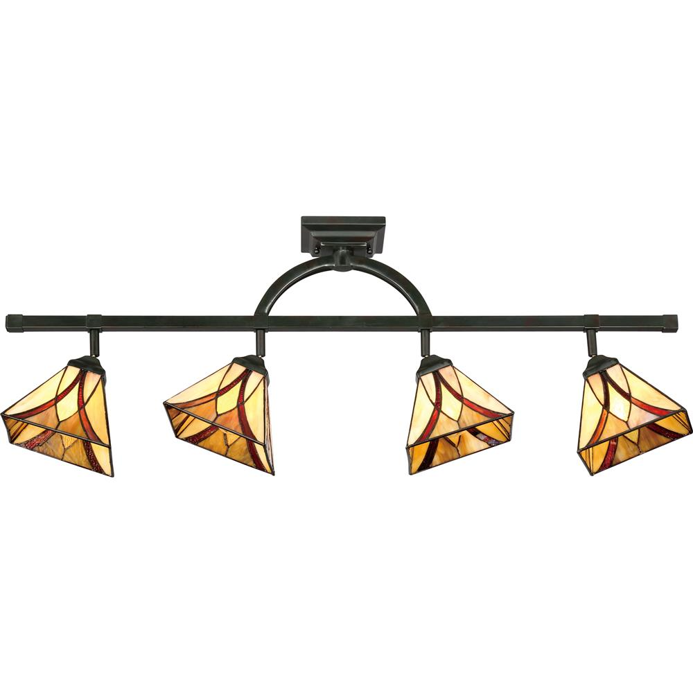 Tfas1404va Quoizel Lighting Track Light Tiffany 43 5 W Valiant Bronz Allquoizellighting
