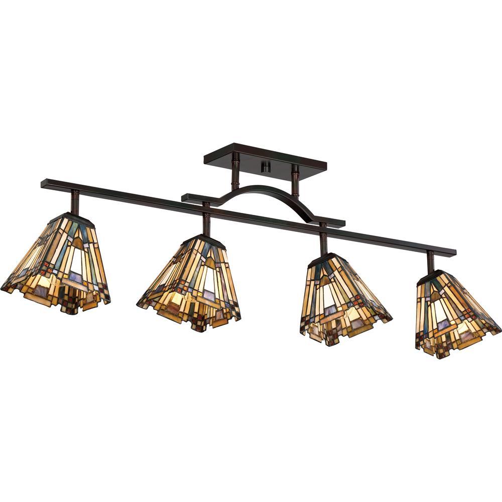Quoizel Lighting TFIK1404VA Track light 4 lt valiant bronze