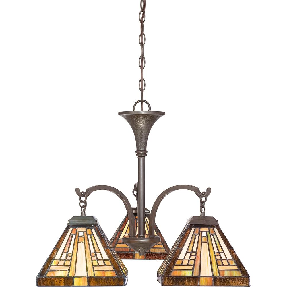 Quoizel Lighting TFST5103VB Stephen Chandelier in Vintage Bronze