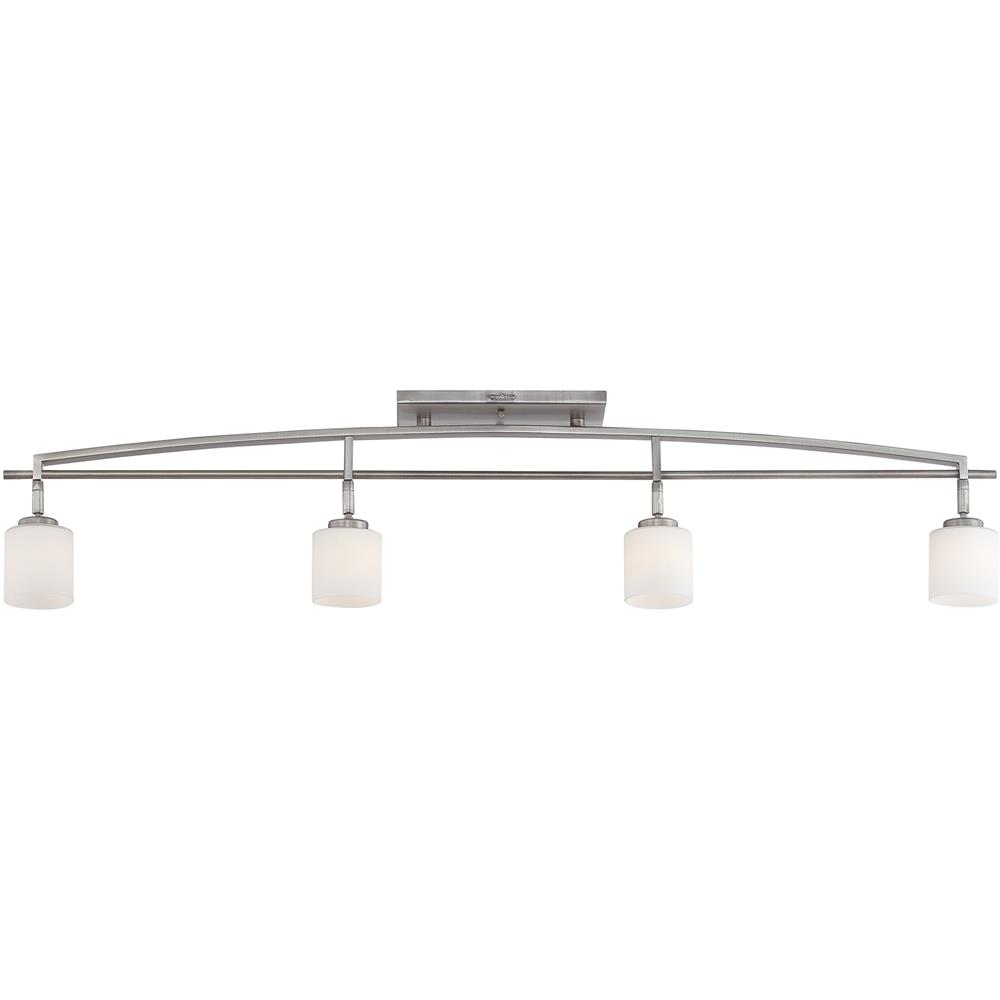 Quoizel Lighting TY1404AN Taylor Ceiling Track Light in Antique Nickel