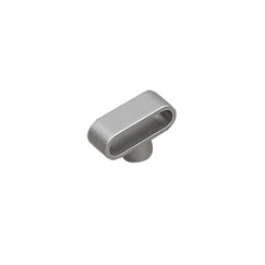 Richelieu Hardware 61644332174 Contemporary Metal Knob - 616 in Matte Chrome