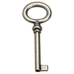 Richelieu Hardware 3372842904 Key (Universal) in Faux Iron