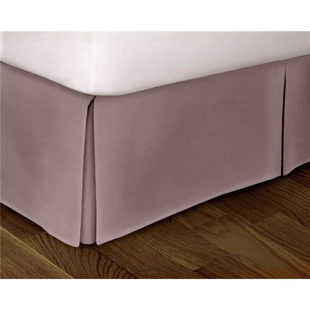 Rizzy Home BT3008 SKT Q BLUSH Bed Skirt