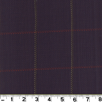Roth and Tompkins D2523 FRAZIER Fabric in MIDNIGHT