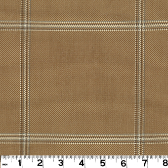 Roth and Tompkins D3068 HEPBURN Fabric in CAMEL
