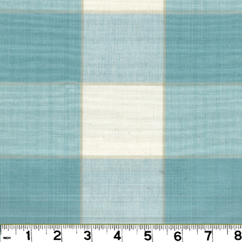Roth and Tompkins D2932 MONROE Fabric in SEAGLASS