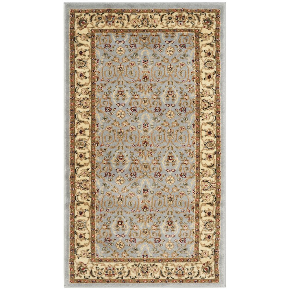 Safavieh LNH312B-24 Lyndhurst Area Rug in Light Blue / Ivory