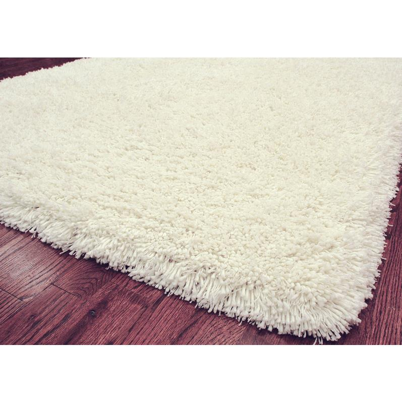 Safavieh SG140A-2 Shag Area Rug in White