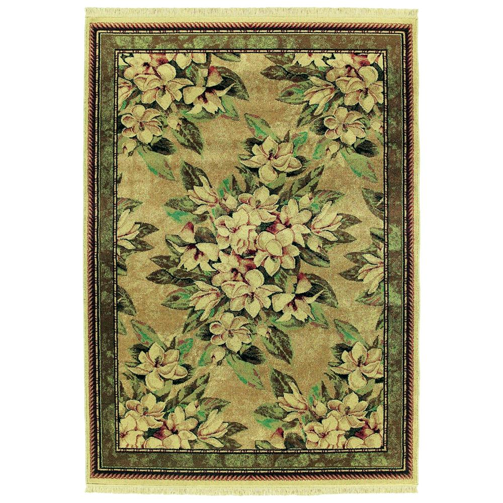 SONNET 3X721 07100 Shaw Living SONNET 3X721 07100 Area Rug In NATURAL Goi