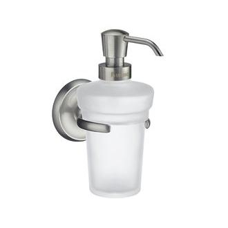 V269n Smedbo V269n Wall Mounted Frosted Glass Soap