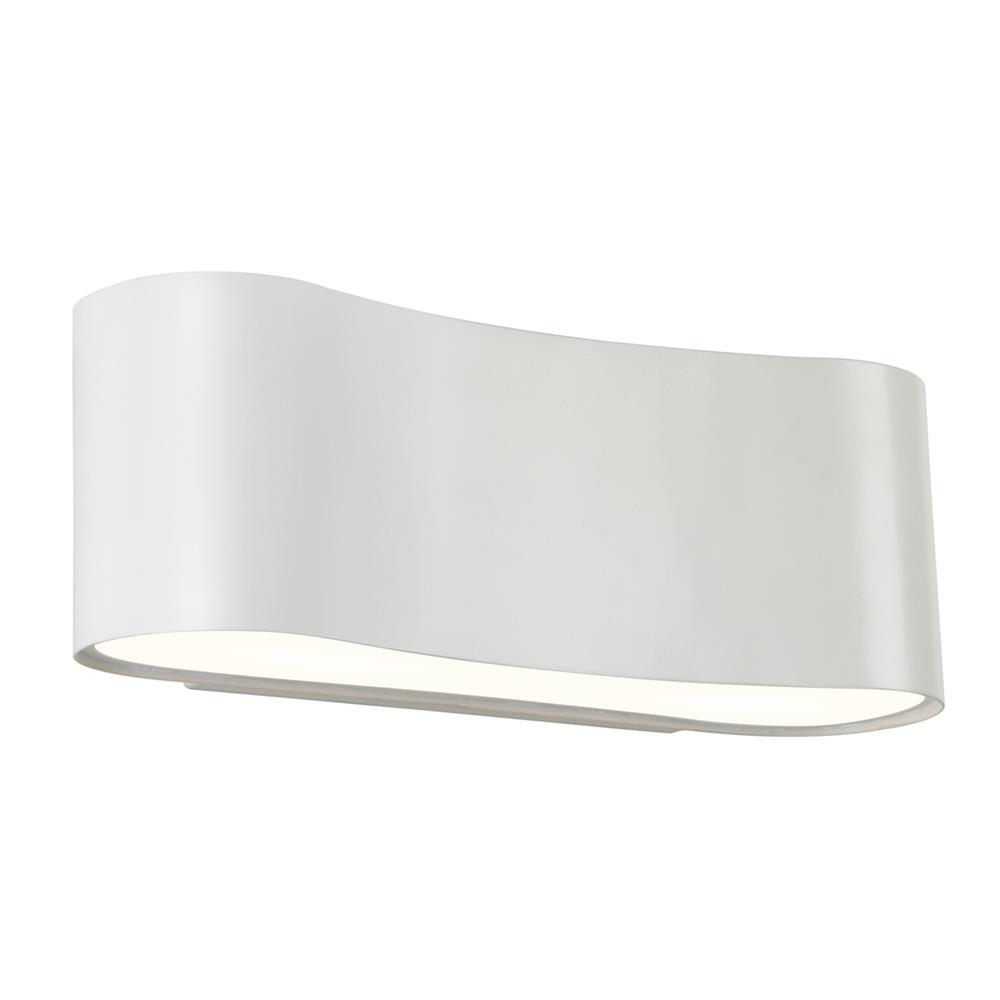 Sonneman 1725.98 Corso LED Sconce in Textured White
