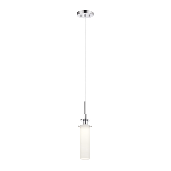 Sonneman 3025.01 Candle Plus LED Pendant in Polished Chrome